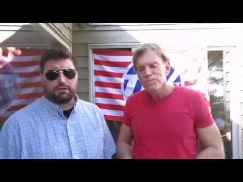 David Duke & Mike Enoch On Periscope (Unite The Right) Part 1