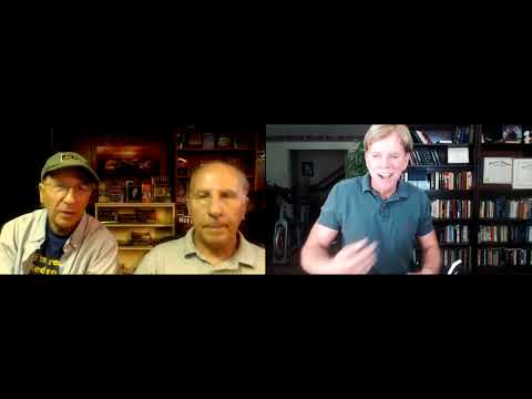 The Rizolis interview Dr David Duke  (23rd of August 2017)