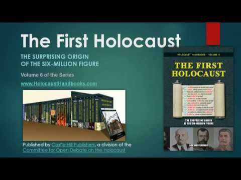 The First Holocaust : The Surprising Origin of the Six-Million Figure