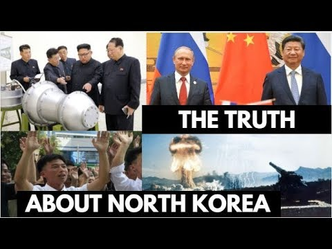 THE HIDDEN TRUTH ABOUT NORTH KOREA