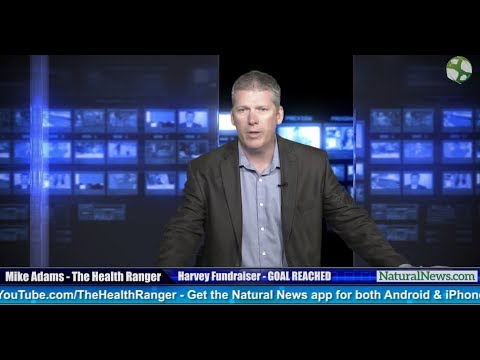 Health Ranger Store raises $60,000+ for Hurricane Harvey victims