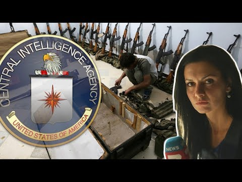 CIA Caught Arming Terrorists and Stealing Biometrics - #NewWorldNextWeek
