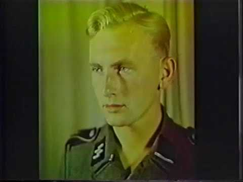 Leon Degrelle - The Epic Story of the Waffen SS