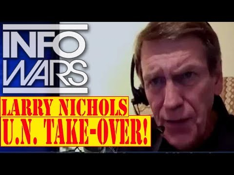 LARRY NICHOLS, BIG NEWS: ALEX JONES 9/14/17 INFOWARS