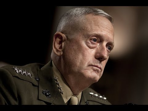 Defense Secretary Mattis: US Cannot Survive On 'Puny' Military Budget