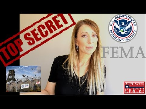 A FEMA Secret Has Just Been Made Public! What They Don't Want Out Exposed!
