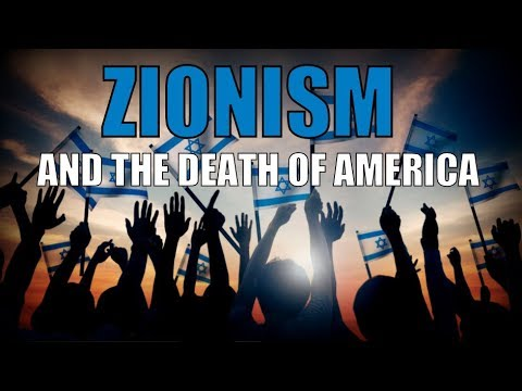 ✡ Zionism Has Taken Power Away From the American People