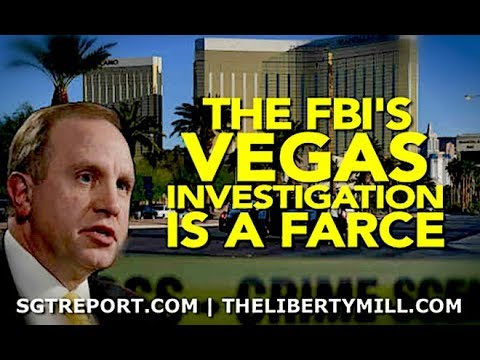 "THE FBI'S VEGAS ""INVESTIGATION"" IS A FARCE"