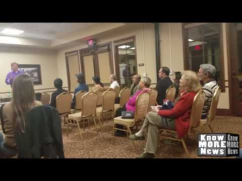 Christopher Bollyn Embarrasses Angry Jew During Q&A