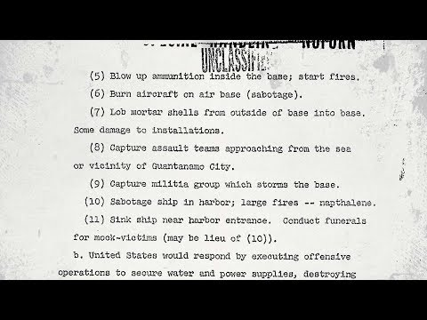 This Declassified Document Is the Ultimate Proof