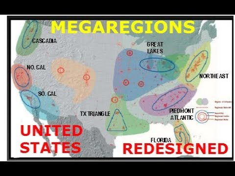FEMA Buying Out Flooded Homes, No Rebuilding, Create 'GREEN SPACE IN AGENDA 2030/50 MEGAREGIONS
