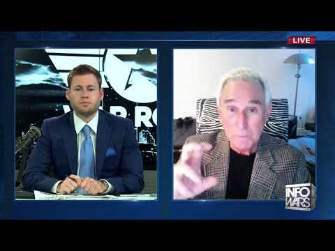 Roger Stone About Manafort, Gates, Papadopoulos And Podesta