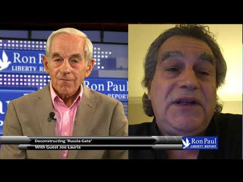 Deconstructing 'Russia-Gate' with Joe Lauria
