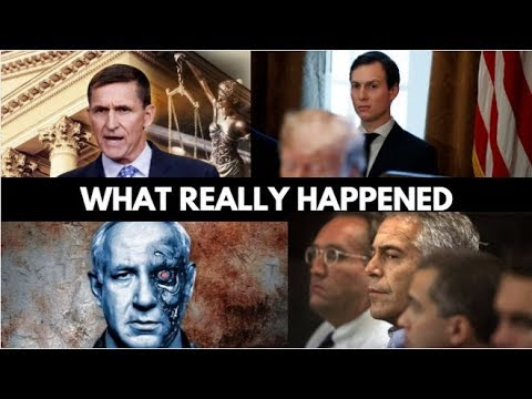 It's Not Russia We Are Colluding With... Outrageous Flynn Development