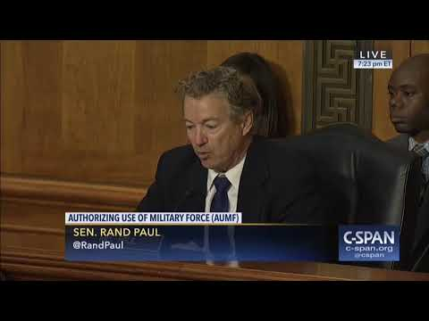 Rand Paul BLASTS Congress for Breaking the Law