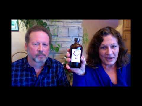 "Patty Greer & Ken: C60 ""Bucky Ball"" Molecule - DNA Activation & Longevity at C60PurplePower.com"