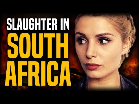 White Farmers Slaughtered in South Africa | Lauren Southern and Stefan Molyneux