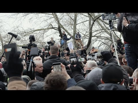 Hear the Speech the UK wanted Banned (from Speaker's Corner)
