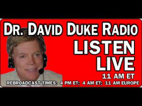 Dr. David Duke Radio Show (18th of April 2018)
