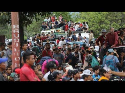 The Central America Mass Migration Hoax