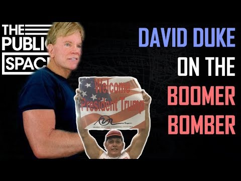 David Duke on The Boomer Bomber | TPS #198