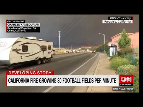 11/11   Whats Behind California Wildfires