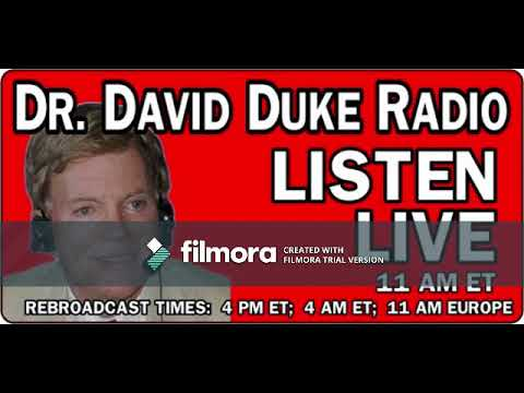 David Duke Show October 16th, 2018