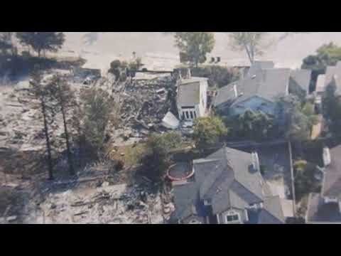 DEW Lasers Confirmed Again.  House Chopped in Half, WTF !?!