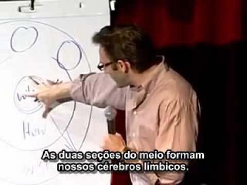 TED Simon Sinek - Como grandes líderes inspiram ação - Legendado