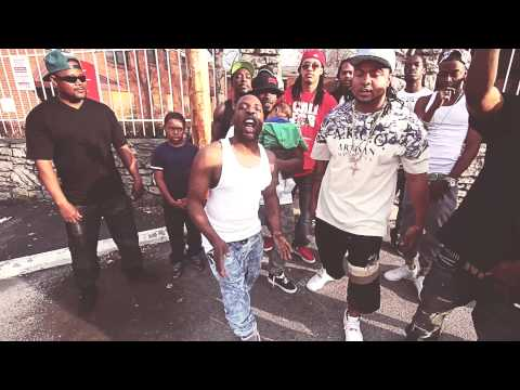 G CHILD DA BOSS- NEVER BACK DOWN (Official Video)