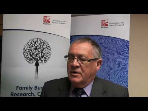 John Tucker, International Centre for Families in Business