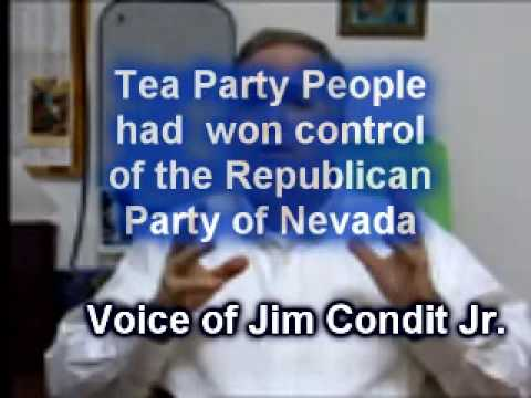 Nevada reformers take over GOP