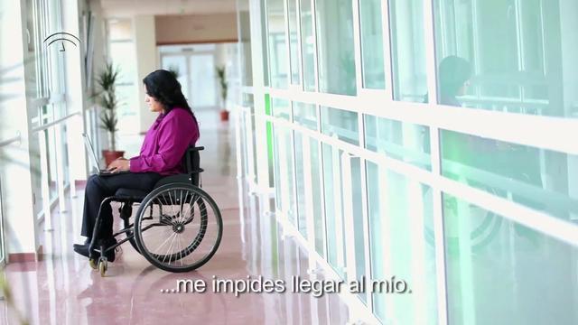 Spot Discapacidad