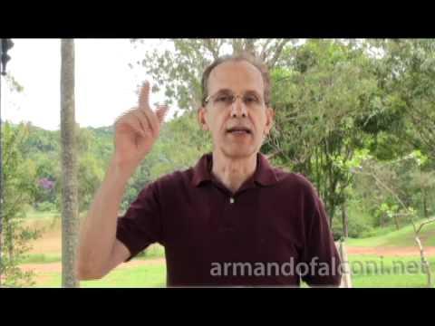 """Armando Falconi fala sobre """"O Medo da Inteligência"""""""