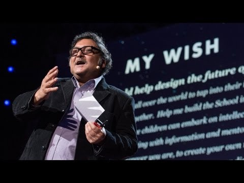 Sugata Mitra: Do you know where the school as bureaucratic machine came from?