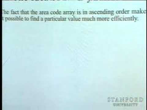 Lecture 23 | Programming Methodology (Stanford)
