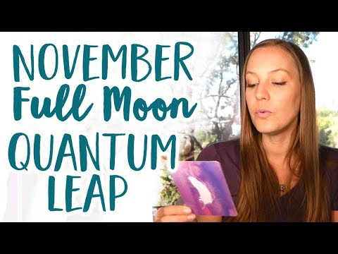 November 22nd Full Moon Angel Card Reading— What You Need to Know This Week!
