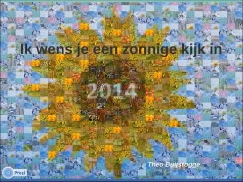 nieuwjaarswens 2014