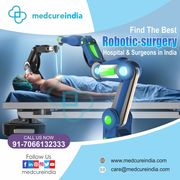 best Robotic Surgery Hospital and Surgeons in India