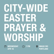 City-wide Easter Prayer & Worship