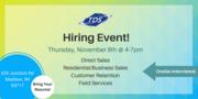 TDS Telecom - Career Hiring Event