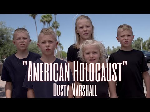"NEW Christian Rap - Dusty Marshall - ""American Holocaust"" (@ChristianRapz)"
