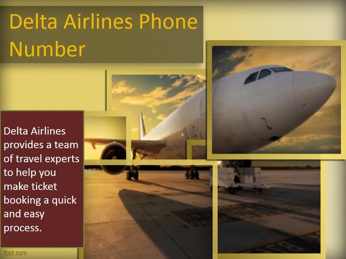 Make A Quick Flights Booking with Delta Airlines Flights Number