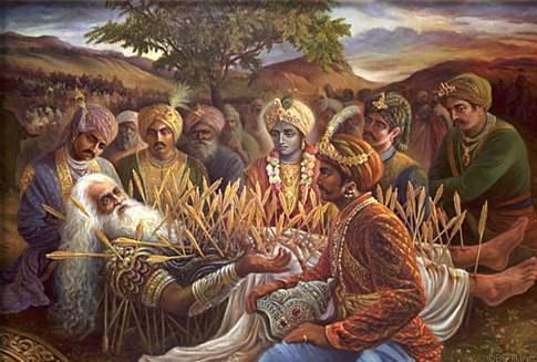 Bhisma Panchaka Iskcon Desire Tree Idt