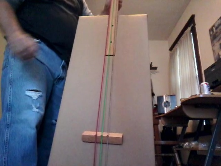 Upright Bass Build