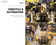 Robotics and Automation - Industry 4.0 ready production and logistics automation