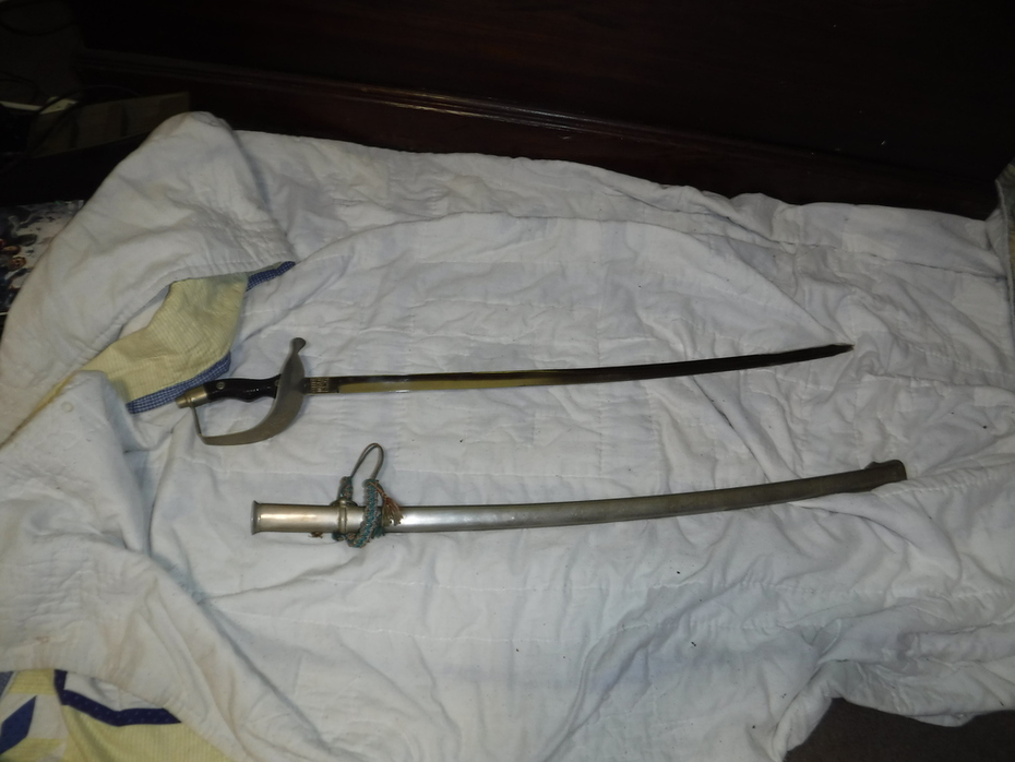 Brothers sword collection