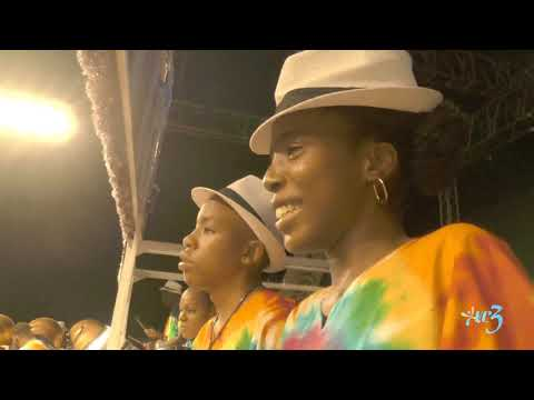VINCY MAS  PANORAMA CHAMPS 2019 STARLIFT STEEL ORCHESTRA - L PANK WHOLE NIGHT