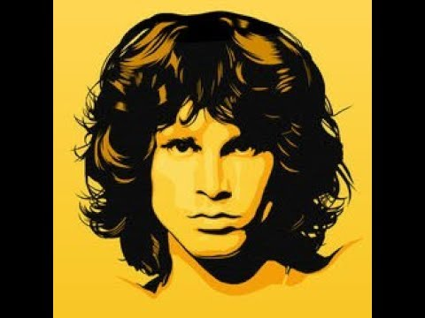 The Doors - Riders on the storm - 3D - (HD, HQ, HIFI)
