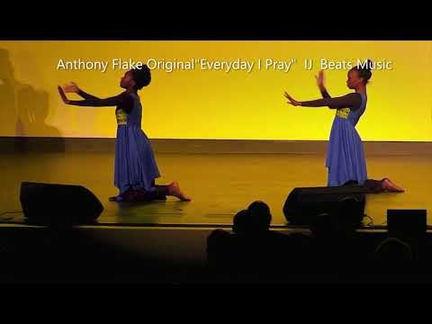 "Anthony Flake Original ""Everyday I Pray"" Music by IJ Beats"